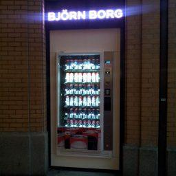Bjorn Borg Eindhoven - underwear automaat - Heuvelgalerie