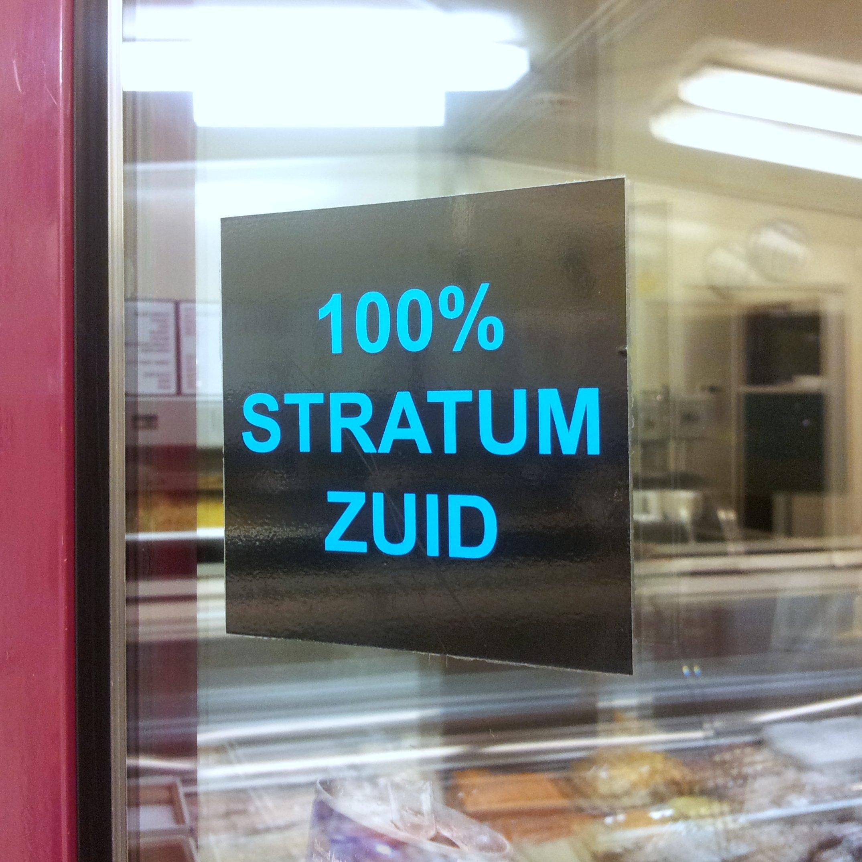Frituur in Stratum
