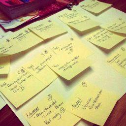 Pecha kucha voorbereiding presentatie social mediaclub Antwerpen