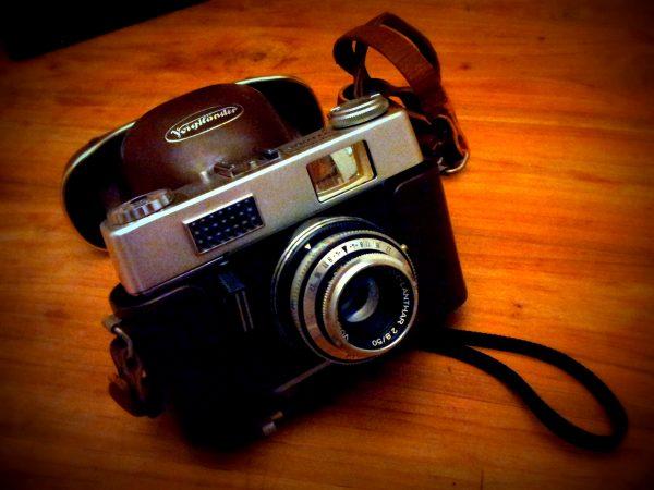 Fotocamera Voigtlander Vitoret D1