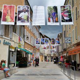 Citymarketing met lokale ondernemers Dieulefit