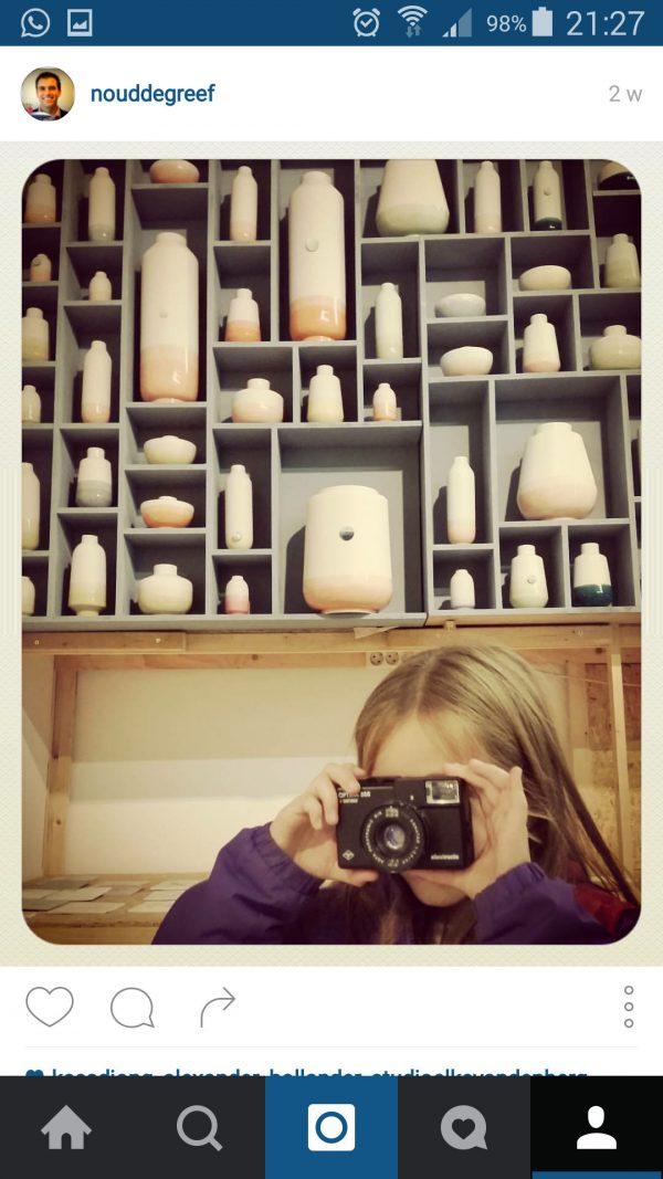 Studio Harm en Elke - Winactie DDW 2015 - Saar maakt foto