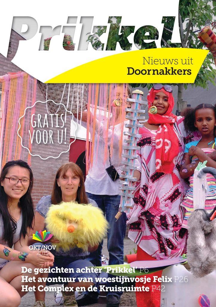 Prikkel - Wijkblad Doornakkers Eindhoven