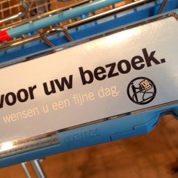 Winkelwagen Albert Heijn