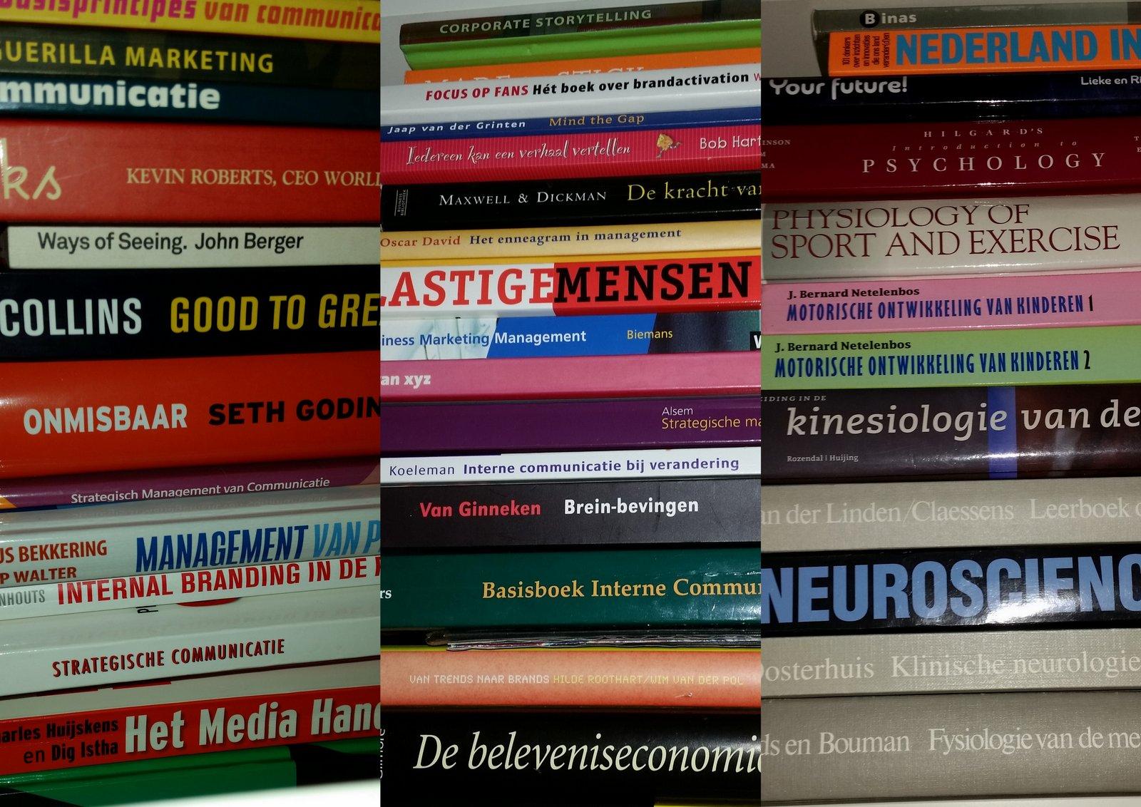 Boeken marketing communicatie psychologie