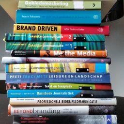 Studieboeken van communicatie tot techniek (2)