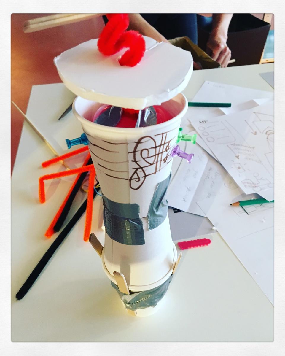 Cube Design Museum - Workshop Design Thinking