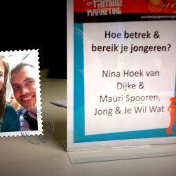 Workshop Jong en je Wilt Wat met Nina Hoek van Dijke