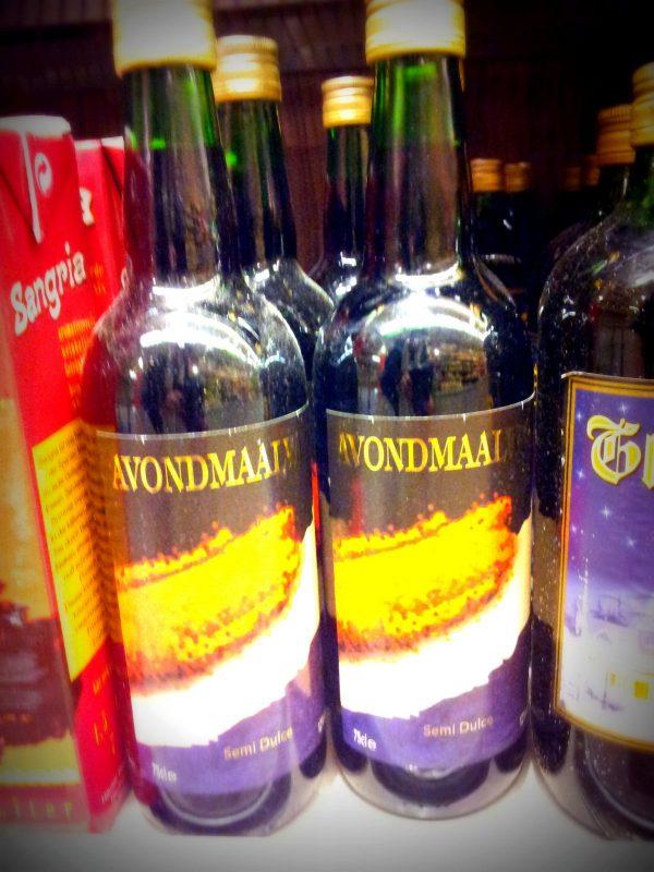 Avondmaalwijn Plus Supermarkt