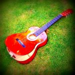 Day 17 - Music Challenge - Duet karaoke - Gitar