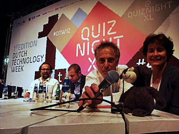 Dutch Technology Week - Quiznight XL - jury