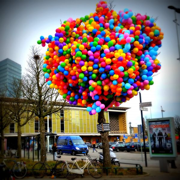 Music Challenge - Colours - Colour balloon