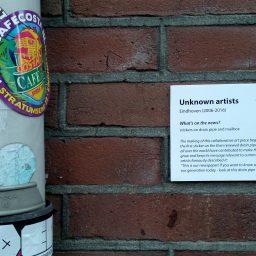 Unknown Artist - Eindhoven Sticker
