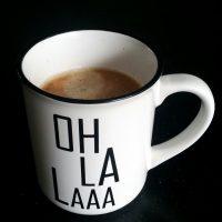 Oh La Laaa. Mijn nieuwe favoriete mok.