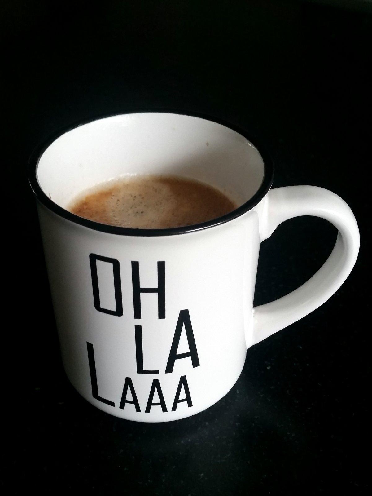 Koffiemok Oh La Laaa