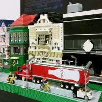 Een Apple & een cola van LEGO