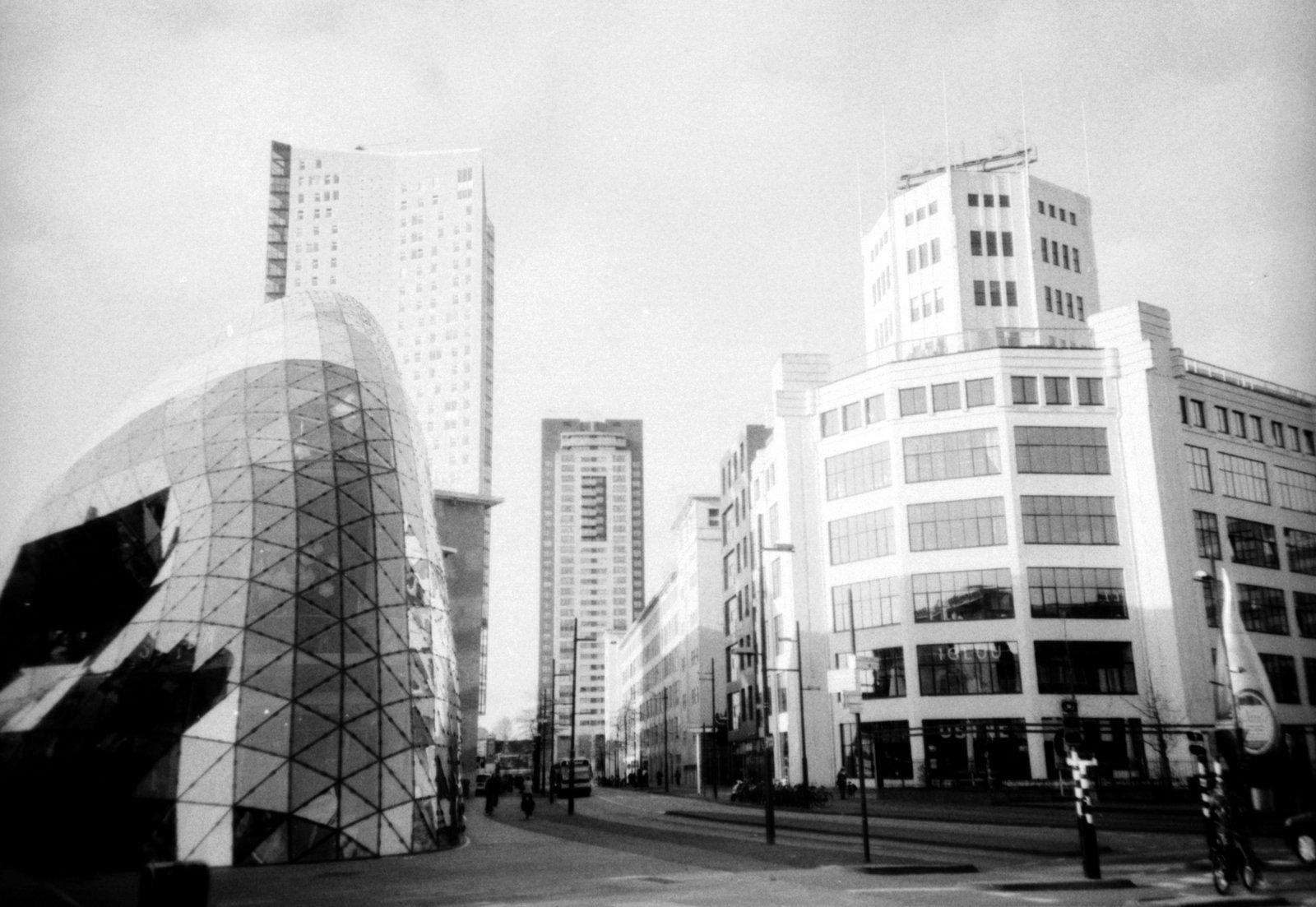 Blob Regent Admirant Eindhoven - Analoge fotografie