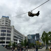Open Dag Landmacht… op 18 Septemberplein Eindhoven