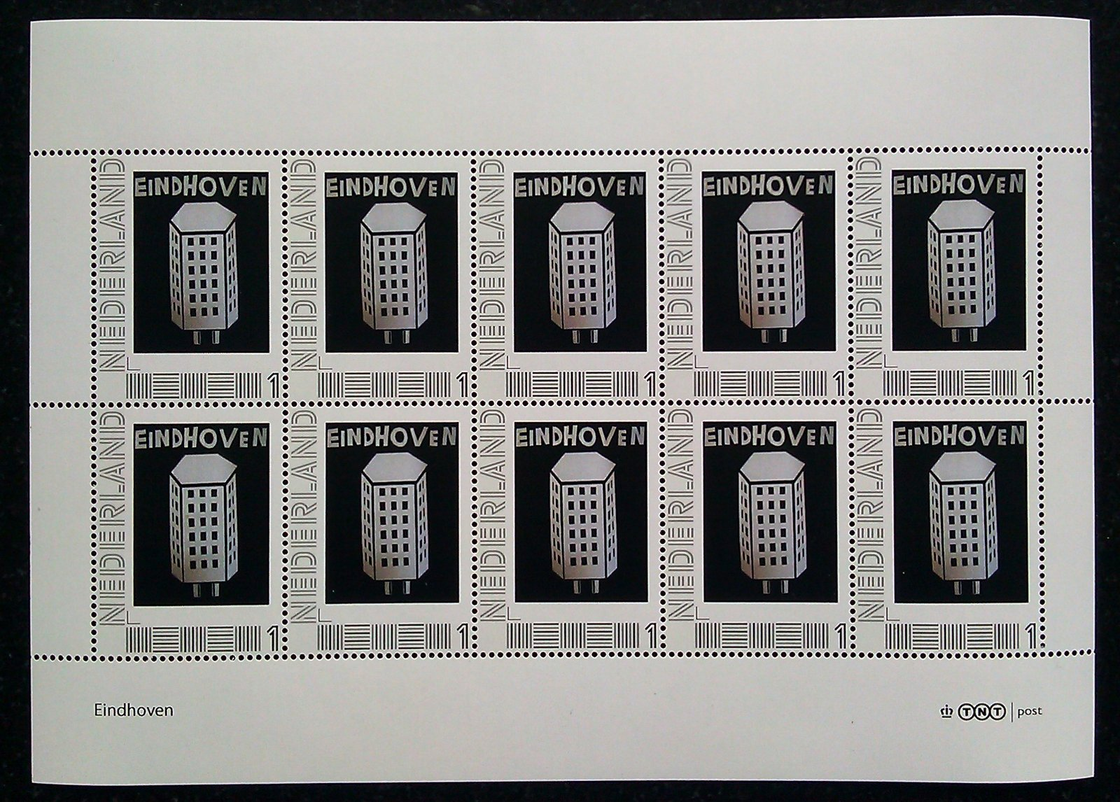 Velletje Postzegels Eindhoven