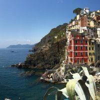 Vakantie in Italië: Cinque Terre