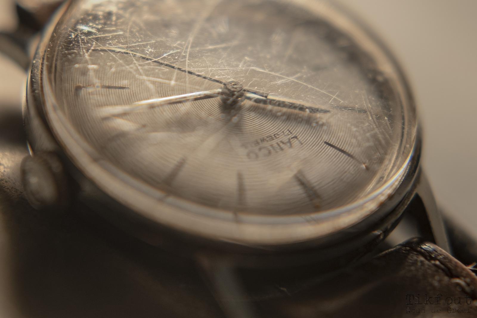 Oud horloge